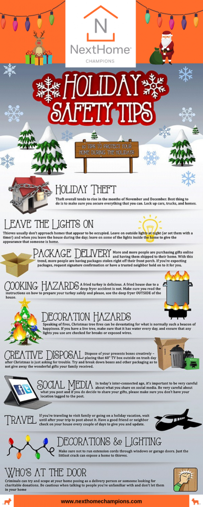 Holiday Safety Tips Infographic (2)