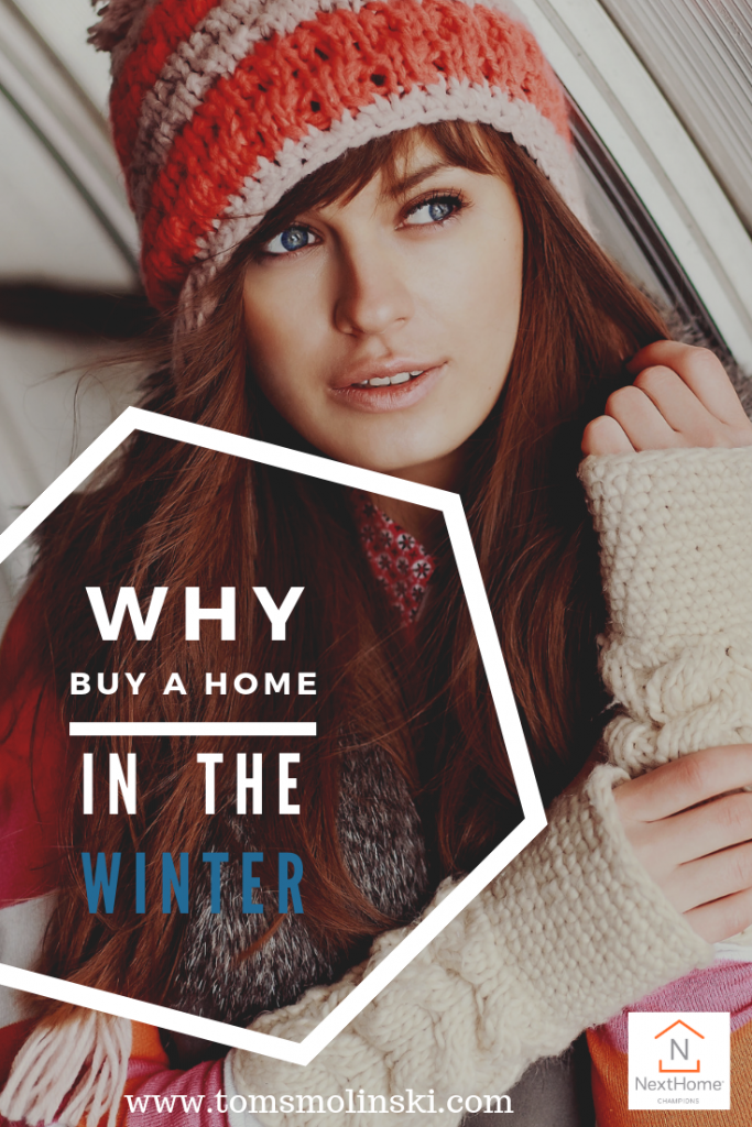 Why buy a home in the winter